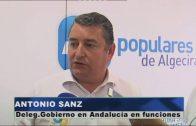 En julio arrancarán las obras de la barrera anti-navegación en el Guadarranque