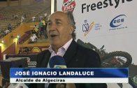 Exito en el Campeonato de España de Freestyle celebrado en Algeciras.