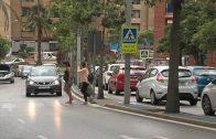 IU solicita medidas para mejorar la seguridad de los peatones en la Avenida Virgen de la Palma