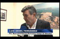 La Mancomunidad creará una comisión de trabajo para apoyar a los trabajadores en el Peñón