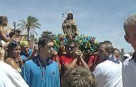 Todo en marcha para la romería de la Virgen de la Palma
