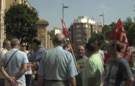 Trabajadores de la Residencia Militar denuncian impago de nóminas en una contrata del Ministerio de Defensa