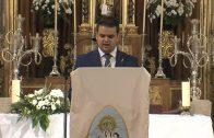 Adrián Carrillo pronuncia el pregón juvenil en honor de la Virgen de la Palma