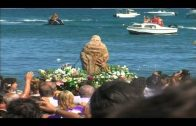 Algeciras se engalana para recibir a la Virgen de La Palma