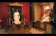 Antonio González Malia toma posesión de su cargo como nuevo hermano mayor de Sagrada Mortaja