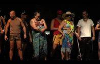 Cid agradece la solidaridad del público asistente a la Noche Carnavalesca
