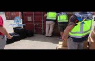 Detenidos dos trabajadores del Puerto de Algeciras por intentar introducir 350 kilos de cocaína