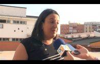 """El alcalde supervisa los trabajos de mantenimiento y mejora en el CEIP """"Santa Teresa"""""""