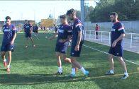 El Algeciras golea y exhibe gol ante el san Bernardo