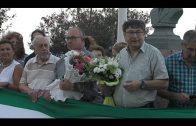 El Centro Andaluz de Algeciras  homenajea a Blas Infante en el 80 aniversario de su asesinato
