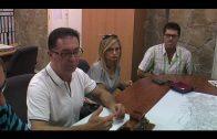El PSOE se reúne con el Comité de Empresa de CTM para conocer la situación del servicio