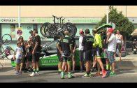 Éxito de la Challange Vuelta Andalucía Nature de ciclismo