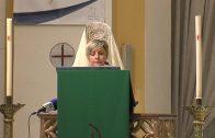 Inmaculada Pérez Pizarro pregona las fiestas de la Virgen de la Palma