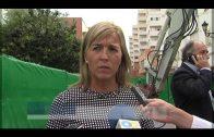 Arranca la limpieza del cajón de lodos en la calle Jacinto Benavente