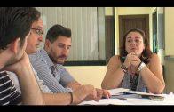 El PSOE se reúne con FAPACSApara mejorar los cambios previstos en las líneas de autobuses