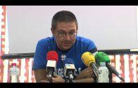 Guti avisa de las dificultades que se encontrarán ante el Antoniano
