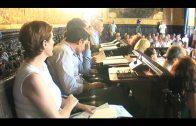 La concejal del grupo no adscrito, presenta una moción sobre la digitalización del Ayuntamiento