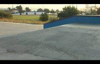 La Delegación de Juventud ultima los trabajos de pintura de las pintas de skate