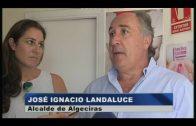 """Landaluce destaca """"el buen trabajo"""" de los servicios sociales municipales"""