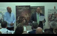 Landaluce presenta los carteles, la revista y el programa de Algeciras Entremares