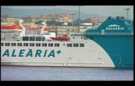 Parada técnica del buque 'Avemar Dos'