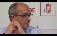 Salvador de la Encina, vicepresidente primero de la Comisión de Fomento