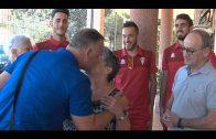 Arsen Sina se queda en el Algeciras CF