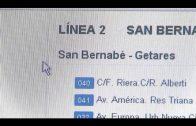 El 1 de noviembre entran en funcionamiento los cambios en el servicio de autobuses en Algeciras