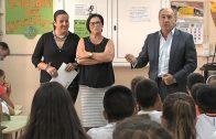El Ayuntamiento de Algeciras invirtió el pasado curso cerca de un millón de euros en colegios