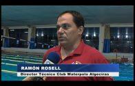 El Club Waterpolo Algeciras comienza las Ligas absoluta y juvenil este fin de semana