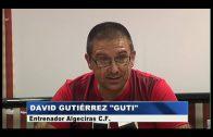 El delantero Arsen Sena se incorpora a prueba a los entrenamiento del Algeciras