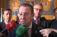 Firmado el protocolo entre Junta y Ayuntamiento para concentrar los juzgados en Algeciras