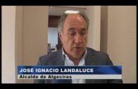 Landaluce espera que se apruebe cuanto antes la Modificación Puntual del PGOU