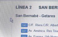 Los cambios en el servicio de autobuses en Algeciras se aplican a partir de mañana 1 de noviembre