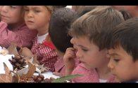 Los colegios de algeciras celebran Tosantos con actividades que conmemoran la tradición