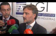 Reunión entre el consejero de Medio Ambiente y la AGI en Algeciras