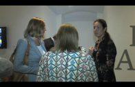 """Alumnos del  Virgen del Mar realizan una visita guiada a la exposición de """"Miradas Cómplices"""""""