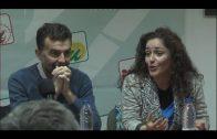 Antonio Maillo, mantiene un encuentro con militantes y simpatizantes de IU en Algeciras
