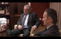 El alcalde despide a Javier Lancha, Director General de APM Terminals Algeciras