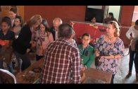 El equipo de Gobierno asiste al I Encuentro Caballista organizado por la Hermandad del Rocío