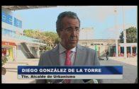 González de la Torre mantendrá una reunión con los portavoces   s para tratar el caso Escalinata