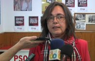 Isabel Beneroso presenta su candidatura a la Secretaría general del PSOE de Algeciras