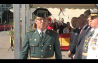 La Guardia Civil y el Ejército rinden homenaje a los caídos