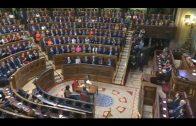 «Landaluce asiste a la Solemne Sesión de Apertura de la XII Legislatura»