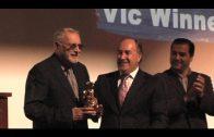 Místicos de Honor para el actor Vic Winner y el especialista Brandy en Algeciras Fantástika