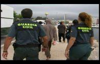 Rescatadas 21 personas que trataban de cruzar el Estrecho