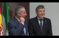 Sanz anuncia en Algeciras el inicio de la iniciativa ITI Empleo, con 310 millones para la provincia