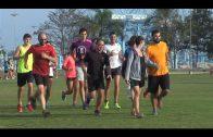 2 mínimas nacionales y 9 andaluzas para los atletas algecireños este fin de semana