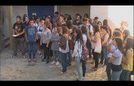 El alcalde  traslada el apoyo municipal a los alumnos de la Escuela de Arte