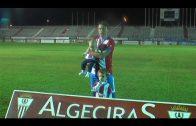 Mané ya luce la camiseta del Algeciras C.F.: «Ni en Primera División he tenido un recibimiento así»